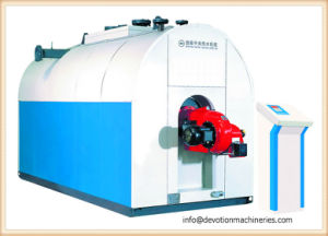 Good Design 2450kw Hot Water Boiler with Copper Heat Exchanger pictures & photos
