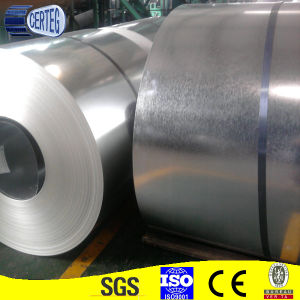 Chinese spangle coating galvanized steel coil pictures & photos
