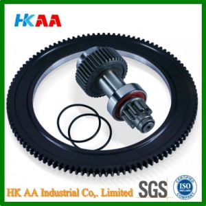 Custom Design Stainless Steel Auto Parts Spur Pinion Ring Gear pictures & photos