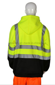 Two Color Reflective Safety T Shirt pictures & photos