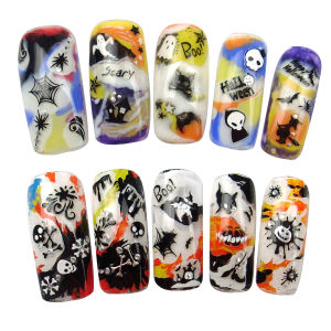 Halloween Sticker for Nail Art pictures & photos