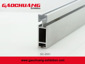 Aluminum Octanorm Exhibition Booth Stand Beam Extrusion (GC-Z501) pictures & photos