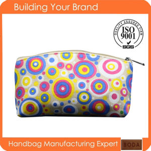 New Design Wholesale Canvas Lady Cosmetic Bag (BDM192) pictures & photos