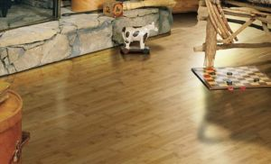 Solid Bamboo Flooring Carbonized Horizontal UV Lacquer pictures & photos