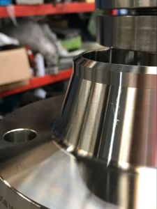 ANSI Wnrf F316L Stainless Steel Welding Neck 150lb Flange pictures & photos