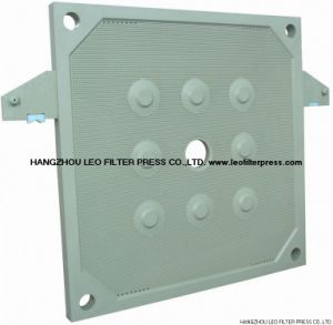 Leo Filter Press Polypropylene (PP) Membrane Filter Plate pictures & photos