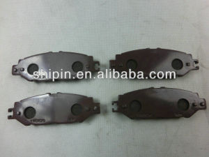 04466-50080 Chinese Carbon Ceramic Brake Pads for Toyota pictures & photos