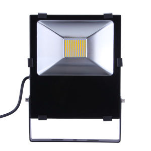 80W Slim LED Flood Light pictures & photos
