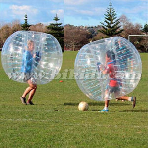 Outdoor Inflatable Bubble Football for Kids D5076 pictures & photos