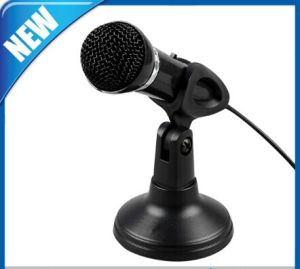 Stand Alone Microphone for PC Computer Laptop Notebook pictures & photos