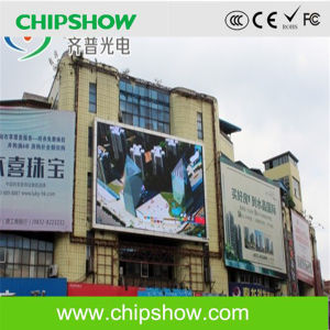 Chipshow High Quality Ak8d Full Color Outdoor LED Video Screen pictures & photos