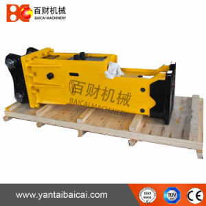 Silenced Type Pterosaur Hydraulic Hammer with Ce ISO9001 pictures & photos