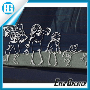 Full Color Waterproof Car Family Sticker Decals pictures & photos