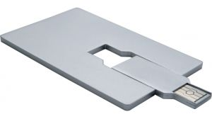 Twist Card Name Card USB Drive Custom Logo pictures & photos