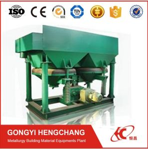 High Recovery Rate Gravity Concentrator Alluvial Gold Mining Jig Machine pictures & photos