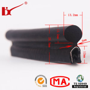 Vehicle/Boat Door Window Edge Rubber Weatherstrip pictures & photos