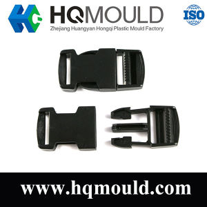 Plastic Buckles Clips for Webbing Injection Mould pictures & photos