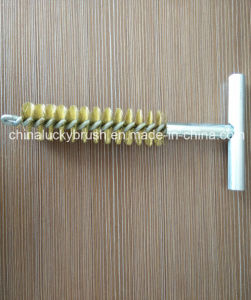 Brass Wire Gas Orifice Tube Cleaning Brush (YY-544) pictures & photos
