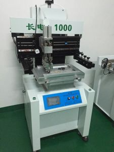 Solder Paste Screen Printer PCB Assembly Machine SMT Manual Printing pictures & photos