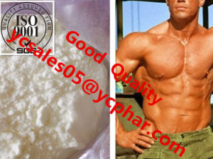 Trenbolone Enanthate Powder Factory Potent Steroid for Muscle Growth pictures & photos