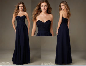 2016bra Sexy Lace&Chiffon Evening Dress, Bridesmaid Dress, Tailored pictures & photos