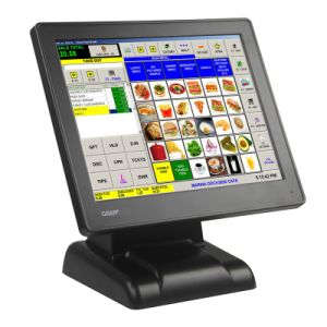 15 Inch LCD 5 Wire Resistive Touch Screen Monitor pictures & photos