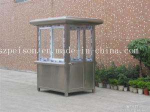 Easy Mobile Prefabricated/Prefab House of Sentry Box pictures & photos