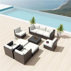 High Quality Wicker Rattan Modern Hotel Pool Furniture