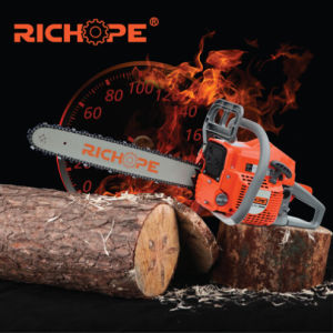High Efficiency Gasoline Chain Saw with CE Approved (CS4680) pictures & photos