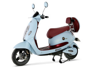 Retro Classic Electric Scooter with Portable Tool Box pictures & photos