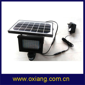 Support 2 Way Charge Solar PIR Sensor Light Camera pictures & photos