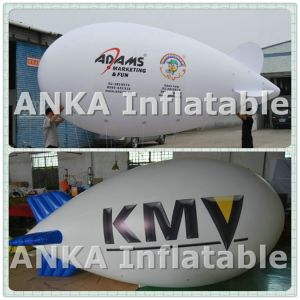 Inflatable Blimp Zeppelin Balloon for Events pictures & photos