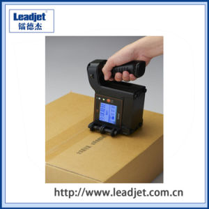 Hot Sale U2 Handheld Expiry Date Bar Code Printer Machine pictures & photos