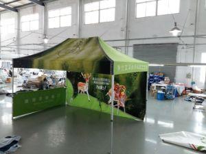 3X6m Dye Sublimation Custom Design Pop up Tent pictures & photos