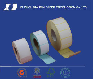 Thermal Sticker Label Rolls for POS Machine pictures & photos