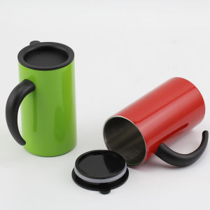 12oz Best Insulated Stainless Steel Coffee Thermos Travel Mug pictures & photos
