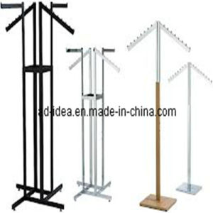 Metal Garment Display Stand (GDS-012) pictures & photos