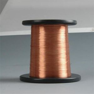 Copper Clad Aluminum Wire for Electronic Magnetic Cable pictures & photos