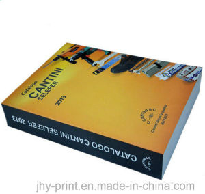 Pefect Binding Soft Cover Tool Book Printing Service (jhy-436)