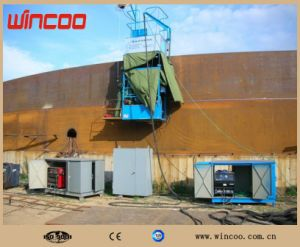 Tank Construction Solution/ Automatic Tank Welder/Automatic Seam Welding Machine pictures & photos