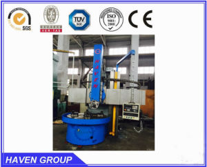CK5112 CNC Vertical Lathe Machine with CE standrad pictures & photos
