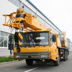 Low Price 16tons Hydraulic Mobile Truck Crane with Sinotruck Chassis pictures & photos