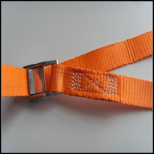 Cam Buckle Strap Webbing, Winch Strap, Winch Strap in Ratchet Tie Down pictures & photos
