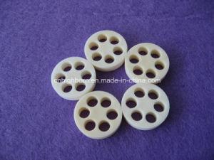 High Temperature Wear Resistant Zirconia Ceramic Disc pictures & photos
