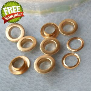 Wholesale 18mm Brass Eyelets for The Bags, Shoes pictures & photos