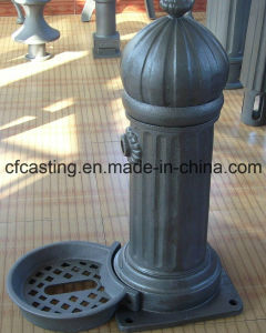 Factory Manufacturer Ductile Iron Fire Hydrant pictures & photos