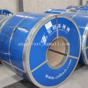 Hongwang Agent 201 Cold Rolled Stainless Steel Coil 2b Finish 1240mm Mill Edge pictures & photos