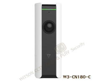 CCTV 960p HD 180 Degree Fisheye Wide Angle Wireless WiFi Hidden Corner IP Network Camera pictures & photos