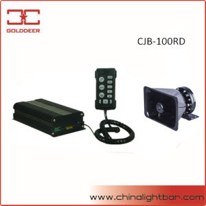 Electronic Siren Series for Car (CJB-100RD) pictures & photos