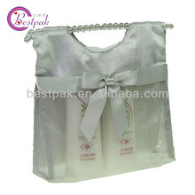 Gift Wrapping Drawstring PVC Bag